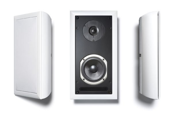 Naimnat wall speakers